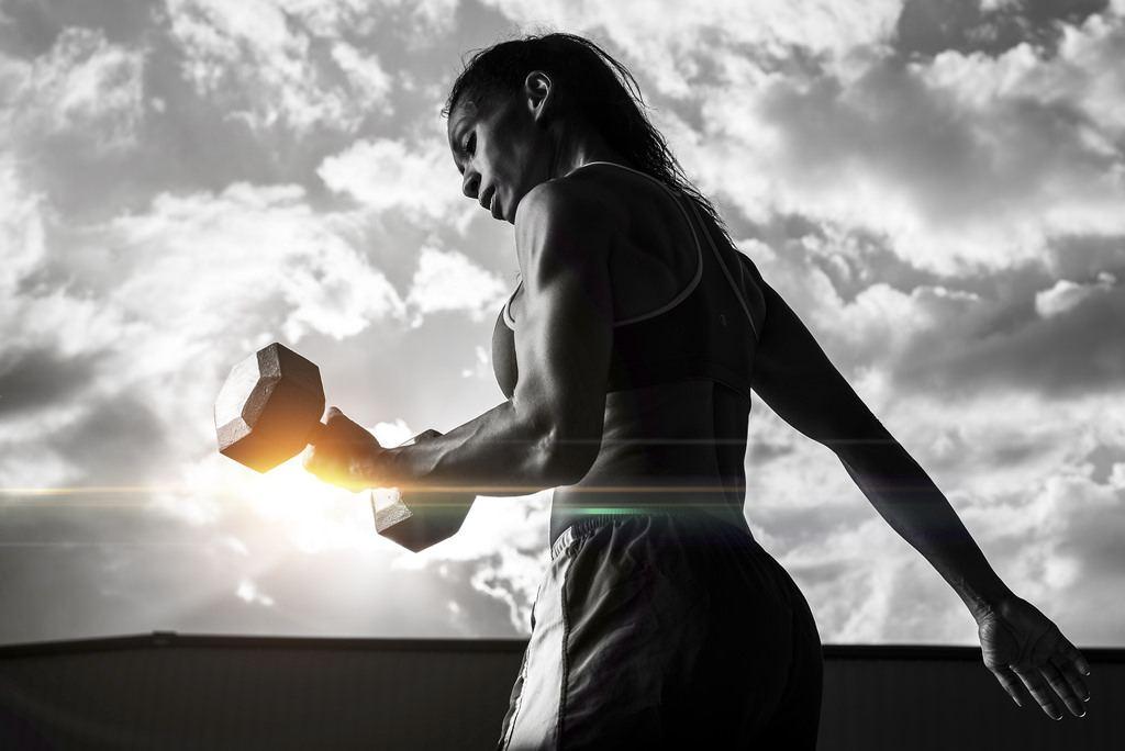 Get Bigger Biceps. Get Lean Muscle.